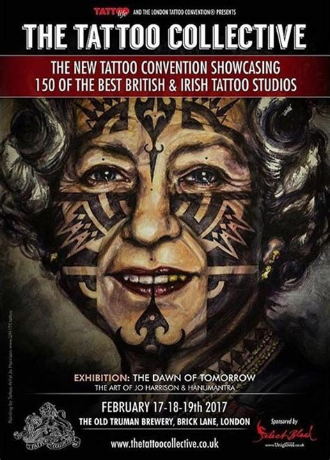 tattoo convention 2017 birmingham tattoo collective and big north tattoo show artist news