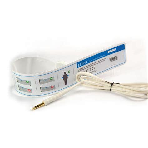 emfit safebed occupancy alarm with bed sensor mat