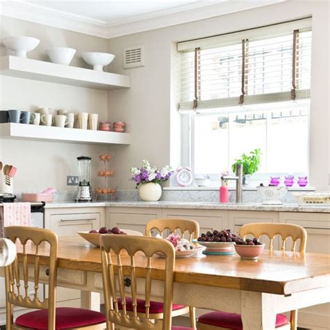 kitchen window dressing ideas window dressing kitchen makeover neutral scheme with