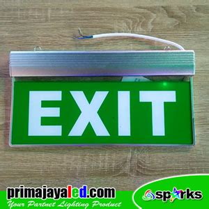 Tv Led Gantung sell lu gantung sign led emergency exit from indonesia