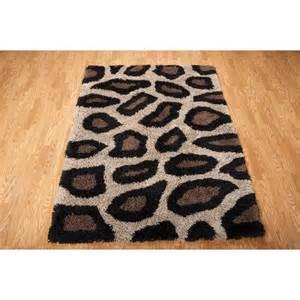 splendor brown black area rug wayfair
