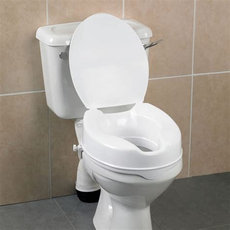 raised toilet seat savanah raised toilet seat with lid buy cheaply
