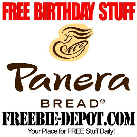My Panera Card Birthday