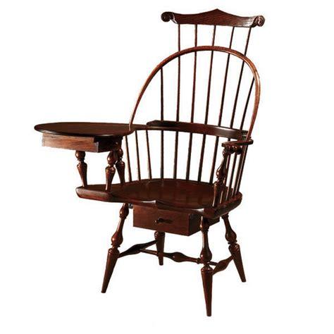 Writing Chair by D R Dimes Three Back Writing Arm Chair Chairs