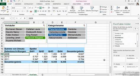 pivot tabellen excel 2013 pivot tabellen avaxhome