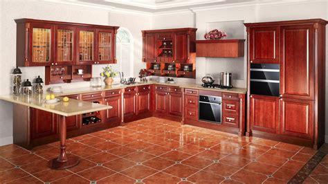 meubles de cuisine design pvc kitchen cabinet