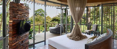 Spa Light Fixture Tree Pool Houses Keemala Luxury Villas Kamala