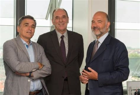 Cabinet Moscovici by Cabinet Echelon With Moscovici Meering Takes Place