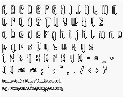 Model Font Free Bordir Nama Tulisan gambar jaza naxx kajar abjad huruf graffiti gambar gravity