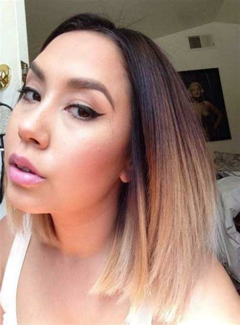 dye hairstyles for short hair 20 ombre hair color for short hair short hairstyles