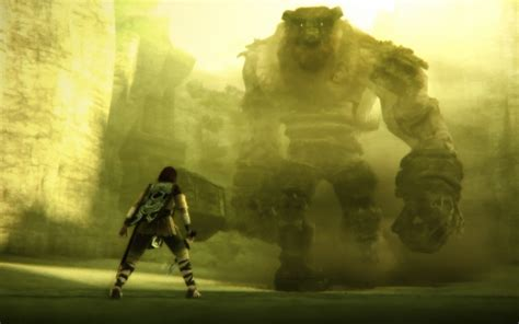 The Shadow Of my top 20 favorite 4 shadow of the colossus