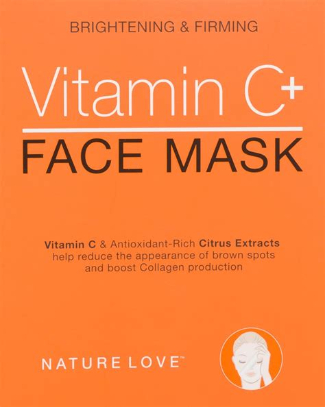 Masker Vitamin vitamin c mask flawless visage image consultancy ltd