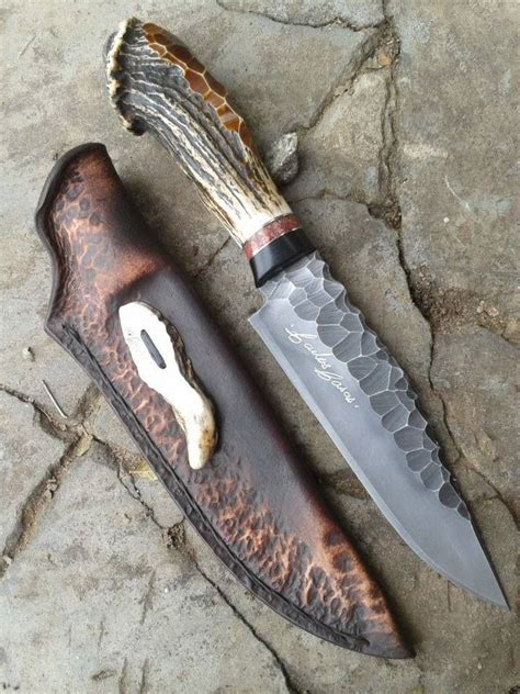 Handmade Knife Makers - 17 best images about bowie knife on canada