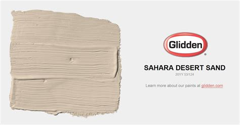 desert sand paint color glidden paint colors