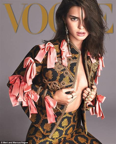 Catwalk To Photo Shoot For Vogue Us by Vogue Fans Left Furious After Fashion Bible Uses Kendall