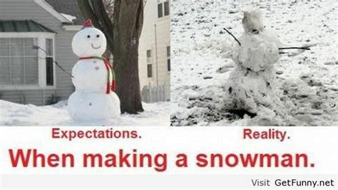 Snowman Meme - manking a snowman funny pictures funny quotes image