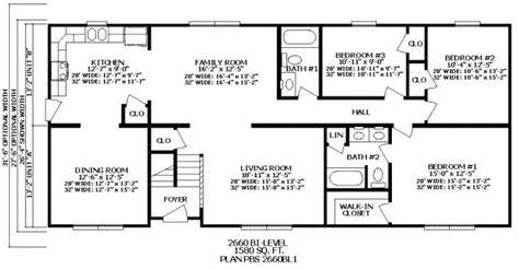 2 bedroom ranch floor plans beautiful 2 bedroom 2 bath ranch house plans home