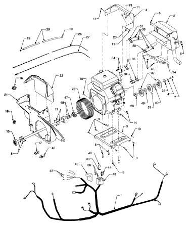 cub cadet engine schematics] with 28+ More Ideas