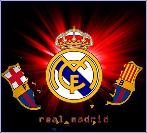 imagenes real madrid y barcelona espectaculares fotos de escudo del real madrid para