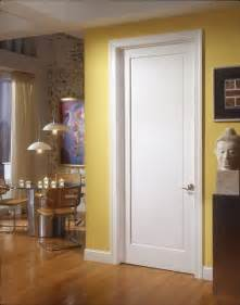 Plain Glass Vases Modernist Door Modern Interior Doors By Trustile Doors