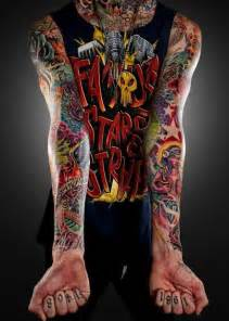 colorful sleeves 47 sleeve tattoos for design ideas for guys