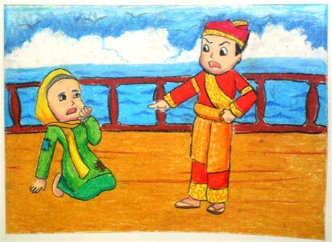 legenda malin kundang anak durhaka rakyat dan dongeng anak