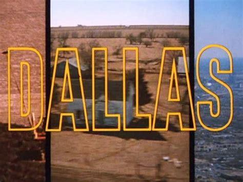 Barnes Ranch Dallas Ton Univers Impitoyable S 233 Rie Culte Des Ann 233 Es 80