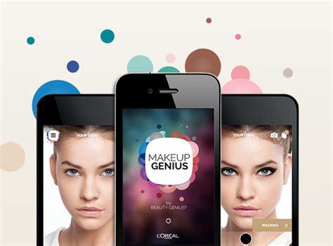 Make Up L Oreal l oreal makeup genius app makeup vidalondon