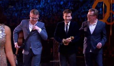david tennant the proclaimers craig and charlie present nta special achievement award to