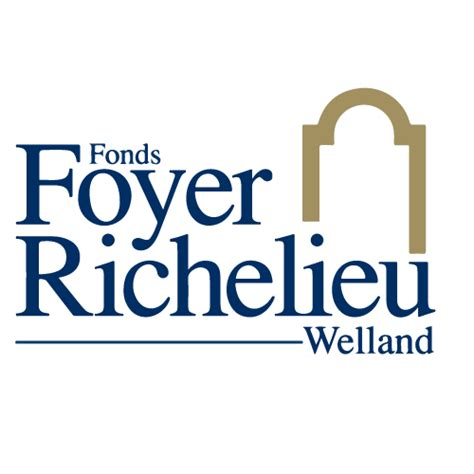 foyer logo foyer richelieu 187 foundation update