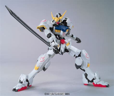 Barbatos Gundam by 1 100 01 Gundam Barbatos Release Info Box And