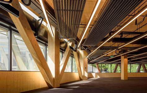 timber architecture australia s largest commercial timber building rises in