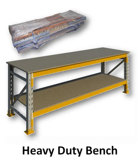 heavy duty workshop benches heavy duty work bench warehouse workbenches elbowroom