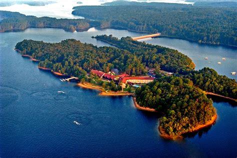 Lake Degray Cabins by Degray Lake Resort State Park Lodge Aerial Getaways