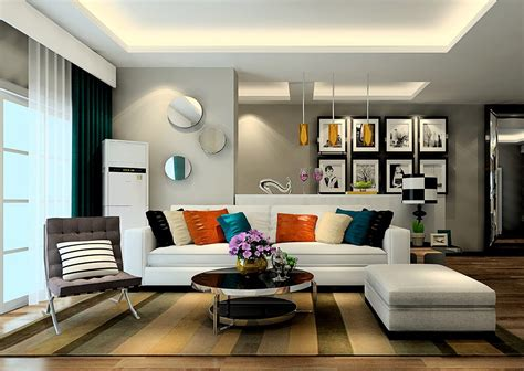 www livingroom minimalist living room sofa and air conditioner