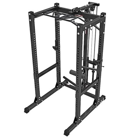 Cheap Power Rack by Barbarian Power Cage System Bb Vp 30000 Commercial