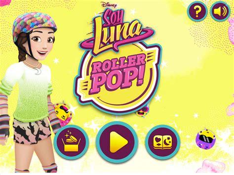 soy luna games soy luna deutschland soy luna roller pop playerthree