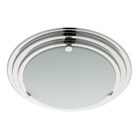 bathroom ceiling light fixtures chrome 2282cc chrome bathroom ceiling light lighting from the