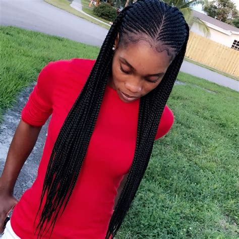 21 blissful hairstyles that black teenage girls love