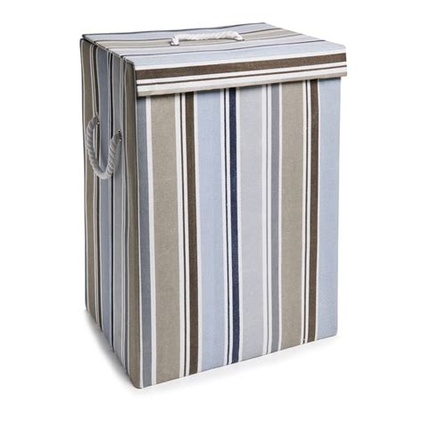 nautical laundry wilko nautical stripe laundry bin