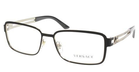 new versace eyeglasses s ve 1236 black 1377 ve1236