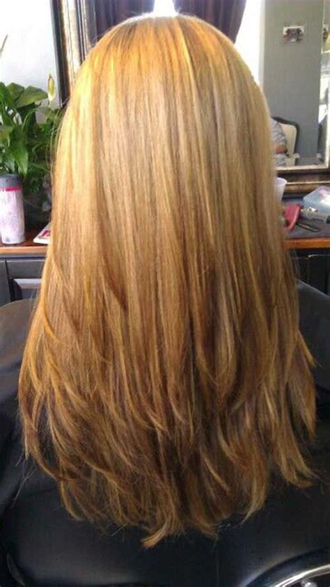 hair styles for back of best 25 long straight layers ideas on pinterest