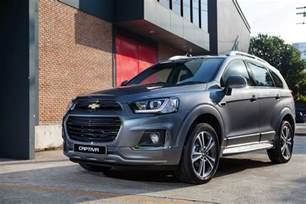 Chevrolet Louisiana 2016 Chevrolet Captiva Gm Authority