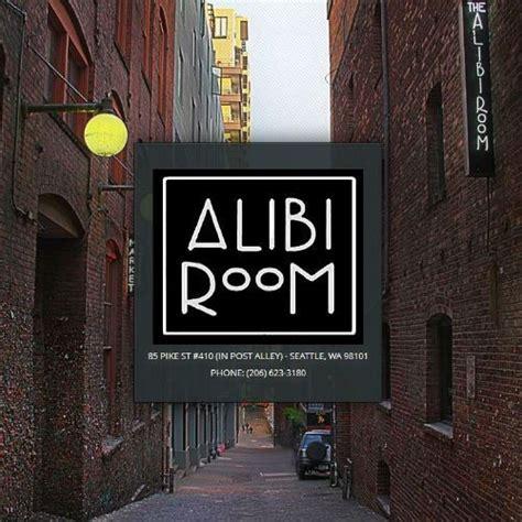 alibi room happy hour pin by seattle concierge on seattle s best restaurants