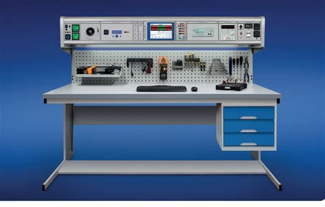 electronic test bench calibration bench calbench packages time electronics