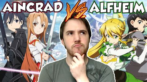 anime would you rather which sao world would you live in would you rather