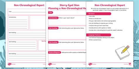 Non Chronological Report Writing Frame non chronological report writing frame frameswalls org