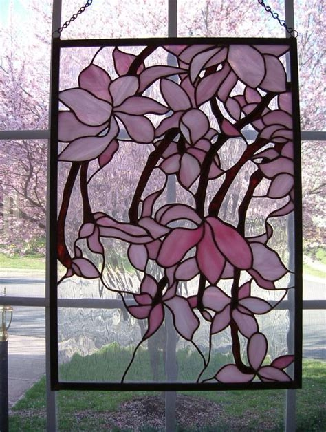 flower design in glass 92 best images about stained glass patterns on pinterest