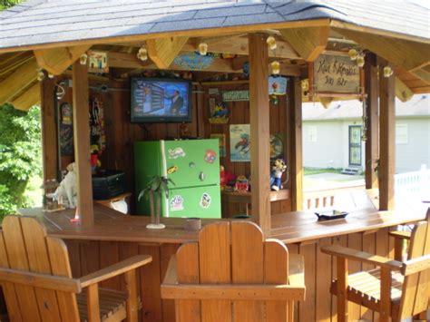 tiki bar backyard diy tiki bar by above ground pool my tiki bar a cool