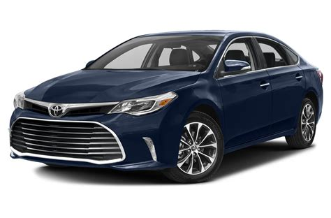 cars toyota 2017 2017 toyota avalon price photos reviews features